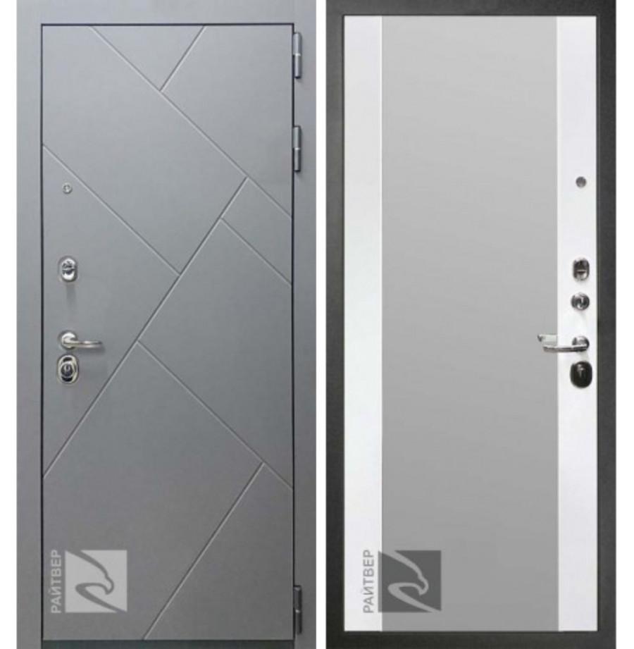 Входная дверь Райтвер X7 зеркало