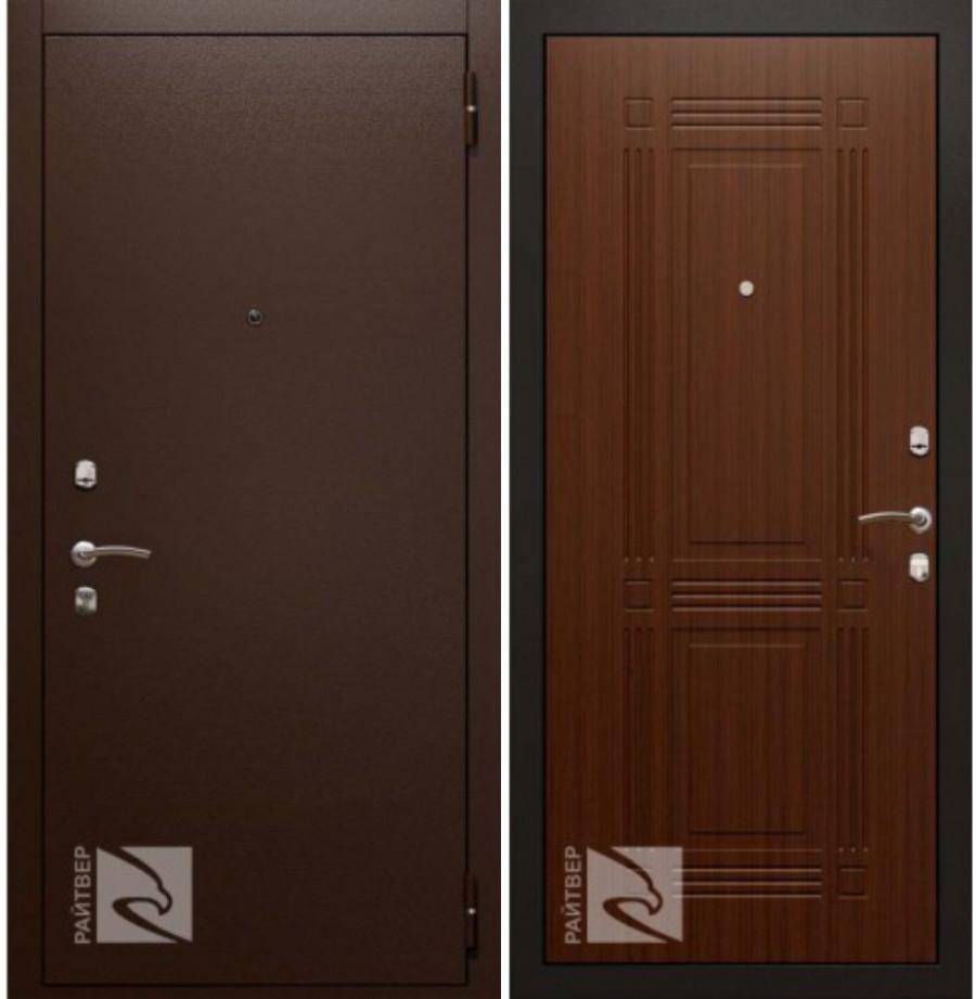 Входная дверь Райтвер K-2 Итальянский орех