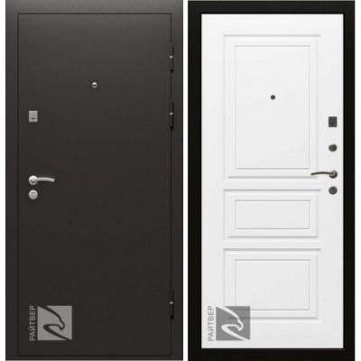 Входная дверь Райтвер К-8 Белый матовый