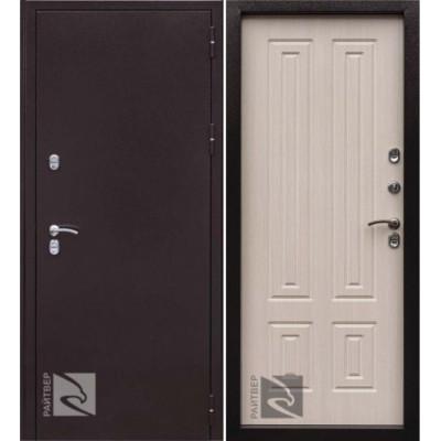 Входная дверь Райтвер ТЕРМО-К Терморазрыв белый дуб