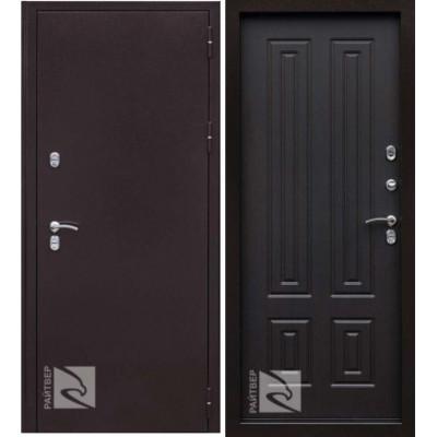 Уличная входная дверь Райтвер ТЕРМО-К Терморазрыв венге