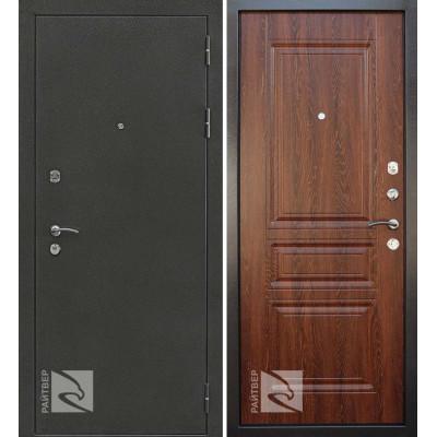 Входная дверь Райтвер Стронг 100 дуб коньяк