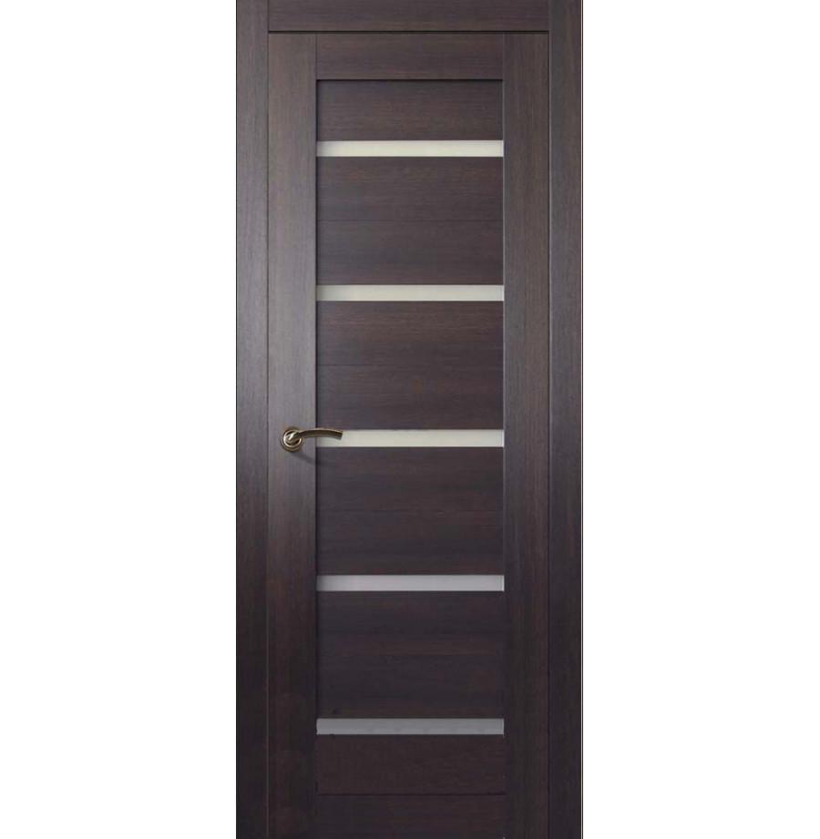 Межкомнатная дверь Ирма Венге 802. Тюрен Беккер (Turen Becker)