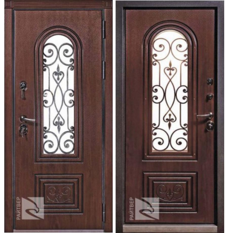 Уличная входная дверь Райтвер Севилья Винорит