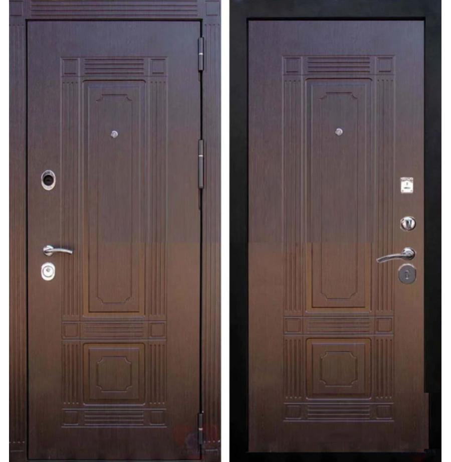 Входная дверь Райтвер Мадрид венге