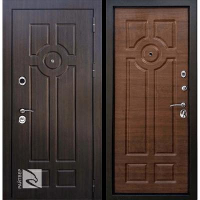 Входная дверь Райтвер Дипломат Американский орех
