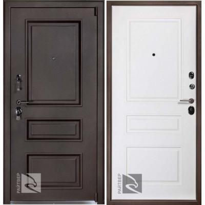 Входная дверь Райтвер Прадо муар шоко