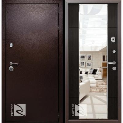Входная дверь Райтвер Президент Меланж темный