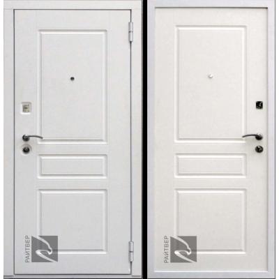 Входная дверь Райтвер Х4 белый матовый