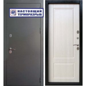 Входная дверь Райтвер Сибирь Термо Клён